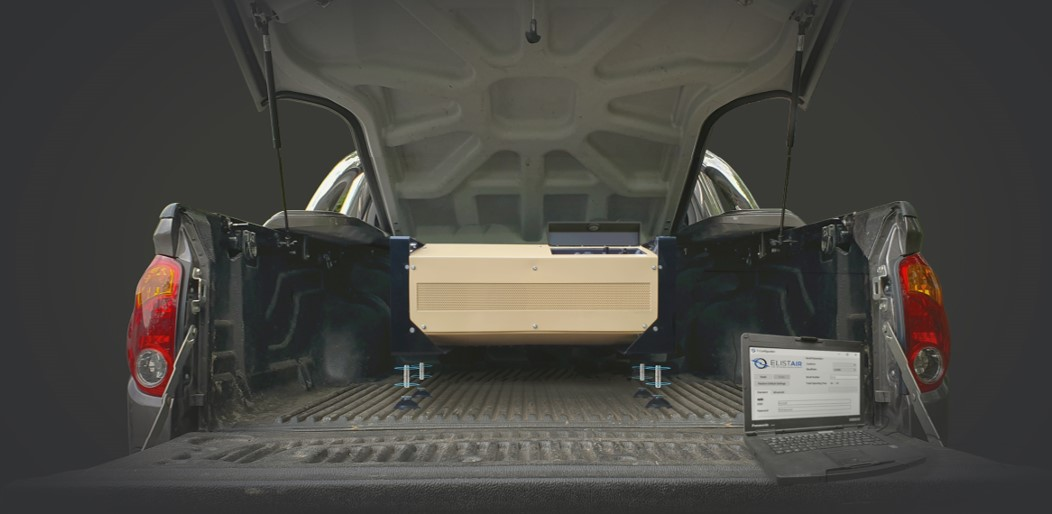 Elistair SAFE-T 2 Ready for integration